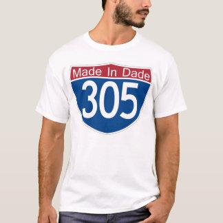 Hecho en Dade Camiseta