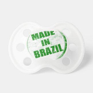 HECHO EN EL BRASIL CHUPETES PARA BEBÉS