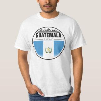 """Hecho en… """"Guatemala """" Camisas"""