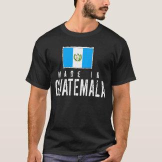 Hecho en Guatemala - oscuridad Camiseta