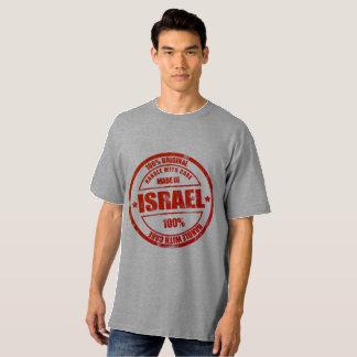 Hecho en Israel - camiseta larga
