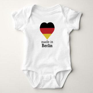 Hecho en la bandera Alemania Deutschland del Body Para Bebé
