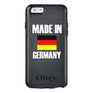 Hecho en la bandera de Alemania Funda Otterbox Para iPhone 6/6s