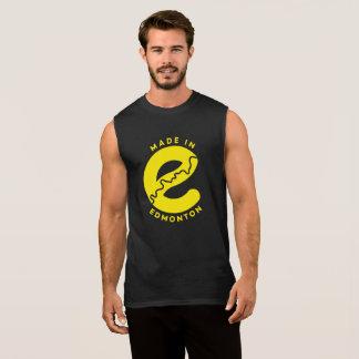 Hecho en la camiseta sin mangas de Edmonton