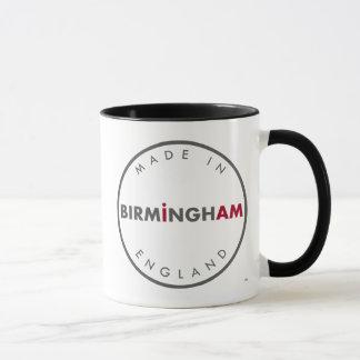 Hecho en la taza de Birmingham