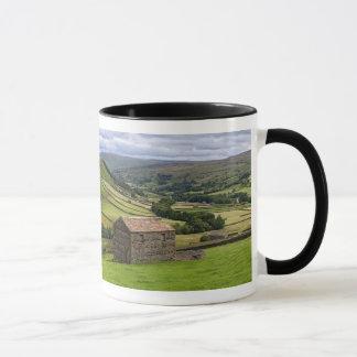 Hecho en la taza de Yorkshire