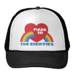 Hecho en los años 80 gorra