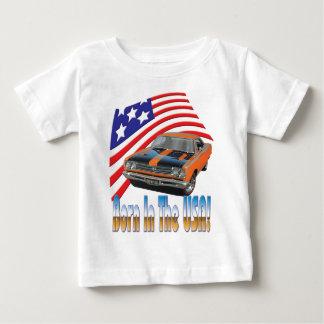 Hecho en los correcaminos de los E.E.U.U. Camisas