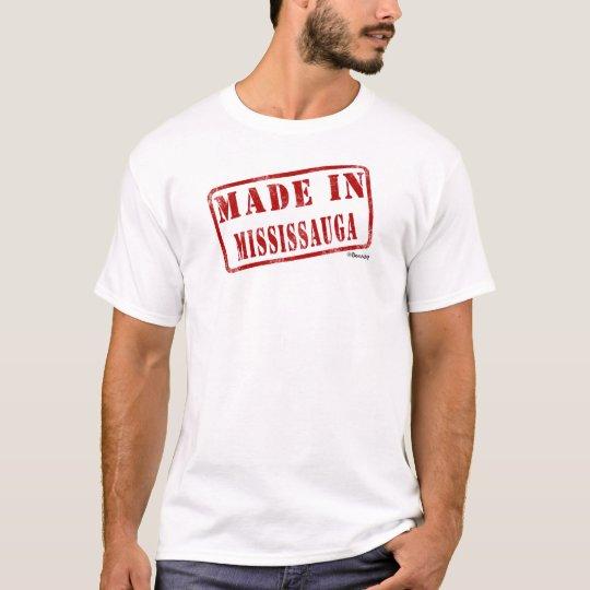 Hecho en Mississauga Camiseta