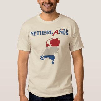 Hecho en Países Bajos Camisetas