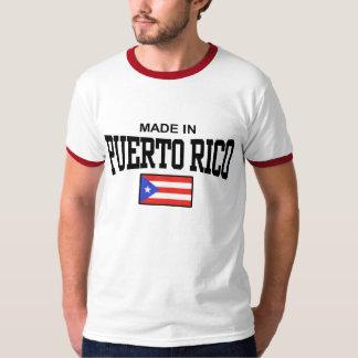 Hecho en Puerto Rico Camiseta