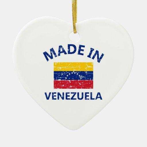 Hecho en Venezuela Adornos De Navidad