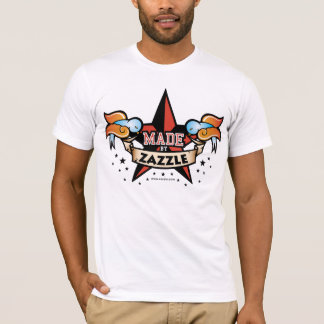 Hecho por Zazzle Camiseta