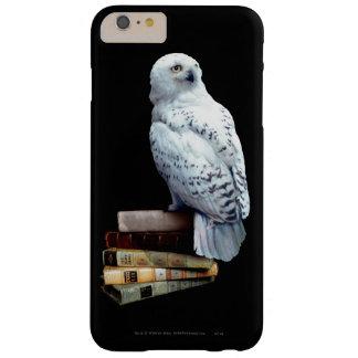 Hedwig en los libros funda para iPhone 6 plus barely there