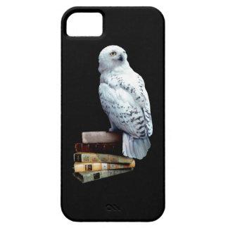 Hedwig en los libros iPhone 5 protector