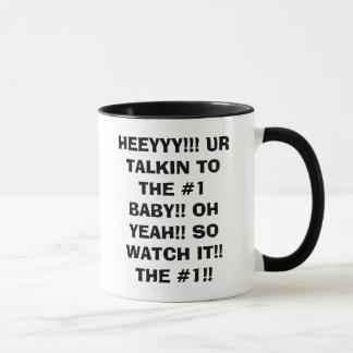 ¡HEEYYY!!! ¡UR TALKIN AL BEBÉ #1!! ¡OH SÍ!! …