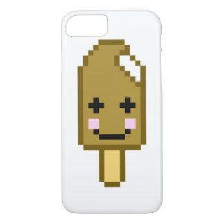 Helado de Kawaii de 8 pedazos Funda iPhone 7