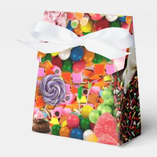 Helado dulce estupendo del caramelo divertido caja de regalos