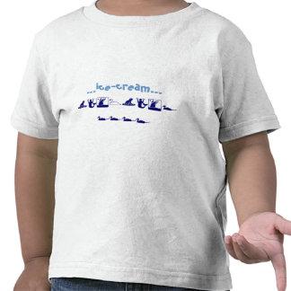 … helado…, yum, yum ..... camisetas