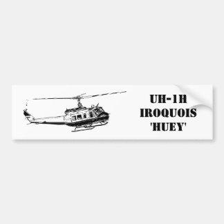 Helicóptero del Iroquois del pegatina UH-1H