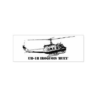Helicóptero del Iroquois del sello UH-1H