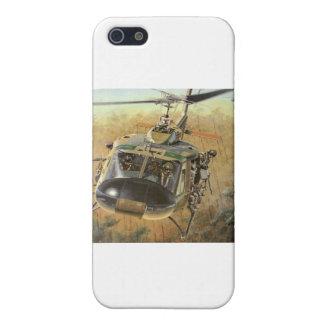 Helicóptero militar iPhone 5 carcasas