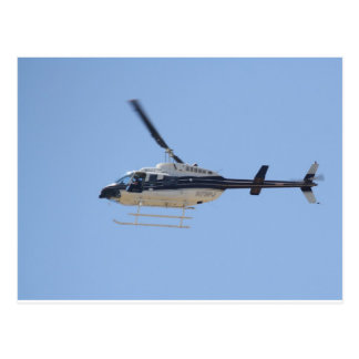 Helicóptero Postal