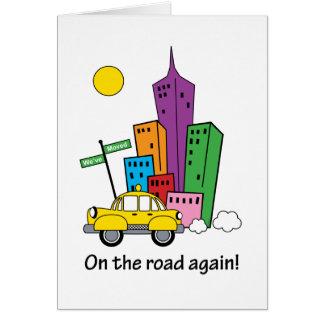 Hemos movido la tarjeta del paisaje urbano -