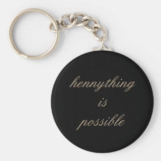 Hennything es llavero posible