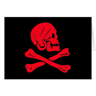 Henry Cada-Rojo Tarjeta De Felicitación