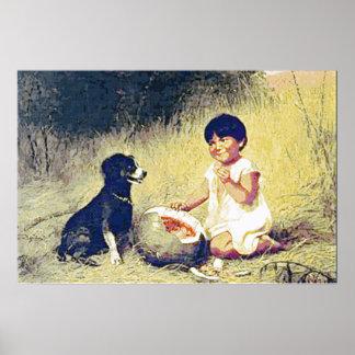 """Henry Hudson impresión """"de la sandía"""" Impresiones"""