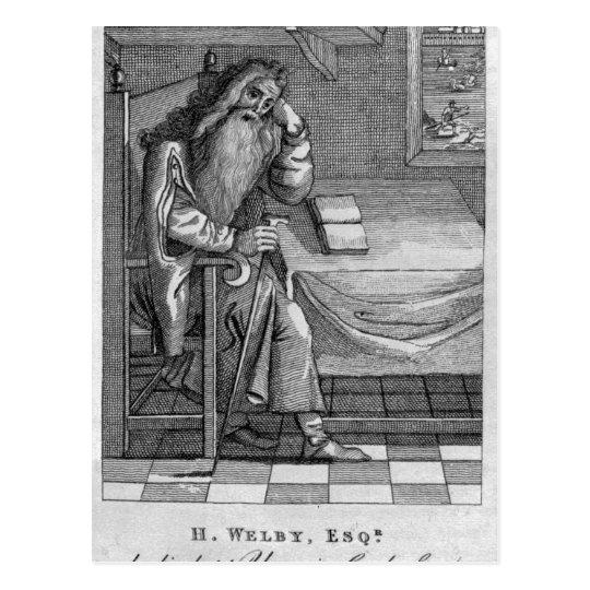 Henry Welby, 1794 Postal