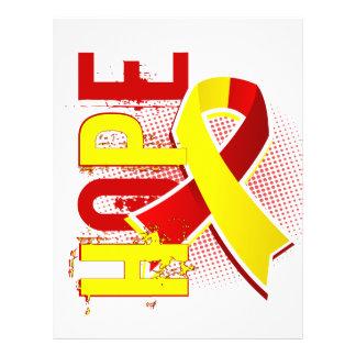 Hepatitis C de la esperanza 2 Folleto 21,6 X 28 Cm