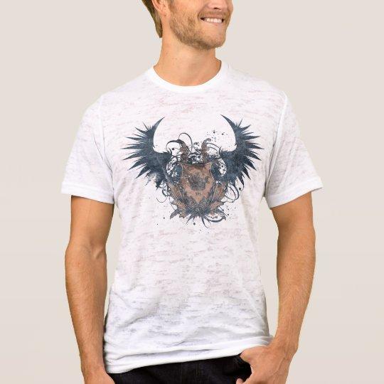 Heráldica apenada camiseta