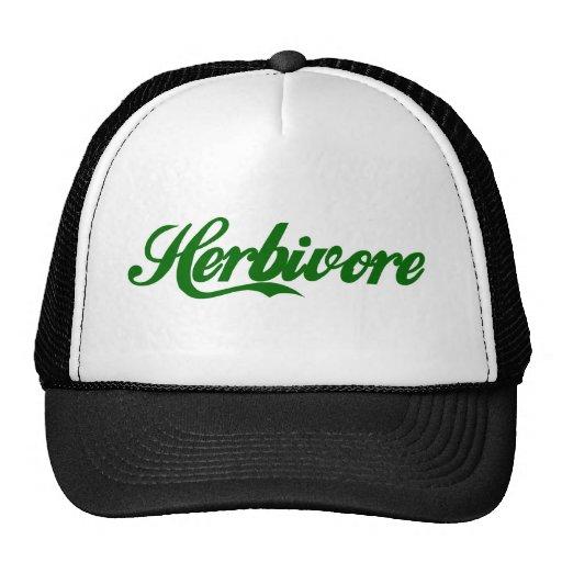 Herbívoro Gorra