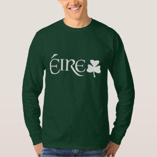 Herencia gaélica del irlandés del símbolo del camiseta