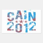 Herman Caín para el presidente en 2012 Rectangular Altavoces