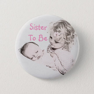 Hermana a ser botón de la fiesta de bienvenida al