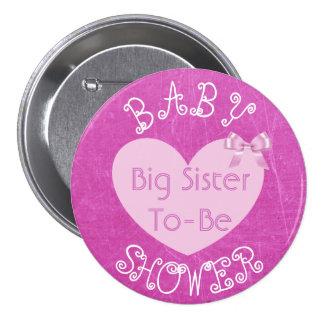 Hermana grande a ser botón rosado de la fiesta de
