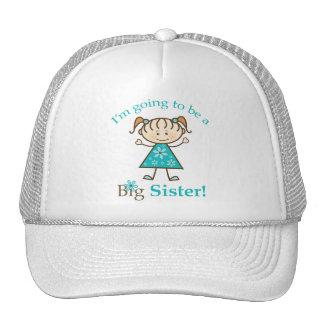 Hermana grande a ser del palillo figura casquillo/ gorra