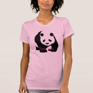 Hermanas de la panda camiseta