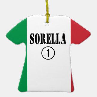 Hermanas italianas Uno de Sorella Numero