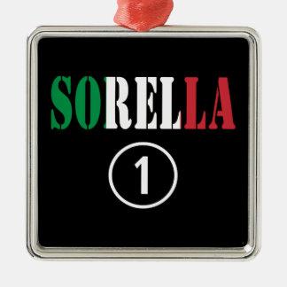 Hermanas italianas: Uno de Sorella Numero Ornamentos De Reyes