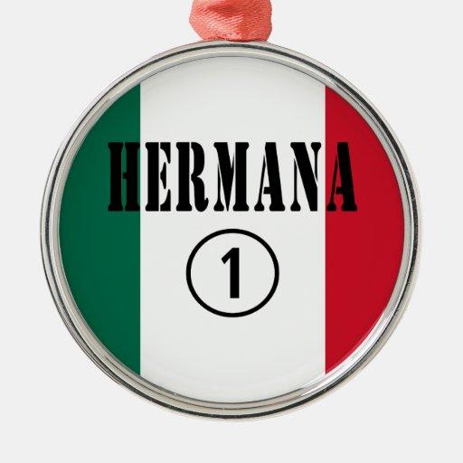 Hermanas mexicanas: Uno de Hermana Numero Ornato