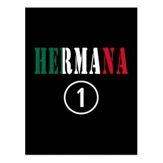 Hermanas mexicanas: Uno de Hermana Numero Postal