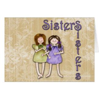 Hermanas Felicitaciones