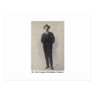 Hermanito Gregorio Hernández Tarjetas Postales
