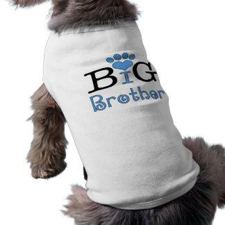 Hermano mayor - camiseta del perro