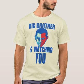 Hermano mayor le está mirando (versión de Barack Camiseta