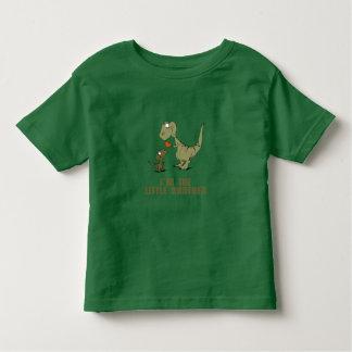 Hermanos del dinosaurio camisetas